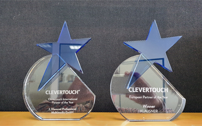 Clevertouch Award