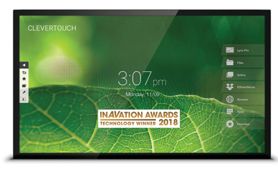 Clevertouch Pro Multitouchdisplay